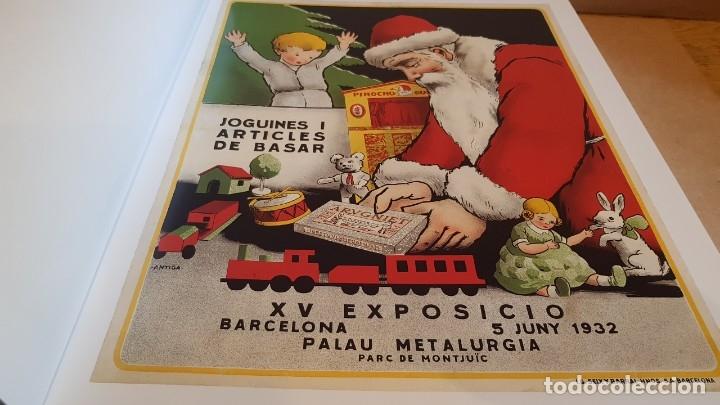 Libros: CARTELLS CATALANS / LA REPÚBLICA / ELS ANYS DE CONSTRUCCIÓ 1930-1936 / LIBRO NUEVO - Foto 10 - 158569426