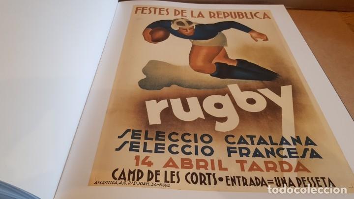 Libros: CARTELLS CATALANS / LA REPÚBLICA / ELS ANYS DE CONSTRUCCIÓ 1930-1936 / LIBRO NUEVO - Foto 20 - 158569426