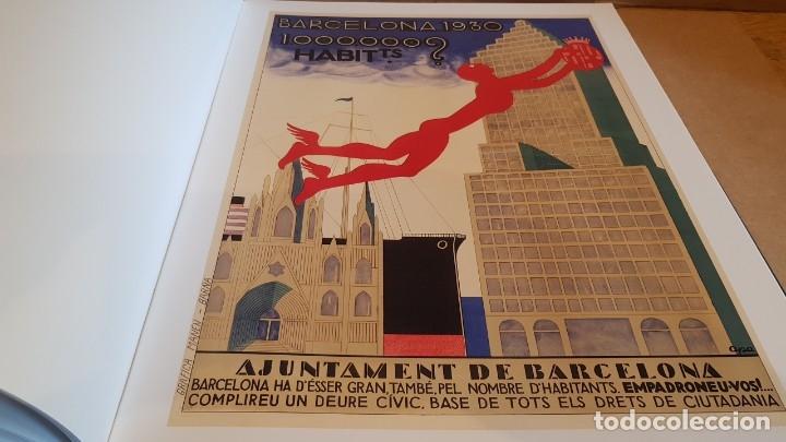 Libros: CARTELLS CATALANS / LA REPÚBLICA / ELS ANYS DE CONSTRUCCIÓ 1930-1936 / LIBRO NUEVO - Foto 25 - 158569426