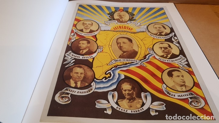 Libros: CARTELLS CATALANS / LA REPÚBLICA / ELS ANYS DE CONSTRUCCIÓ 1930-1936 / LIBRO NUEVO - Foto 28 - 158569426