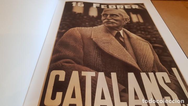 Libros: CARTELLS CATALANS / LA REPÚBLICA / ELS ANYS DE CONSTRUCCIÓ 1930-1936 / LIBRO NUEVO - Foto 29 - 158569426