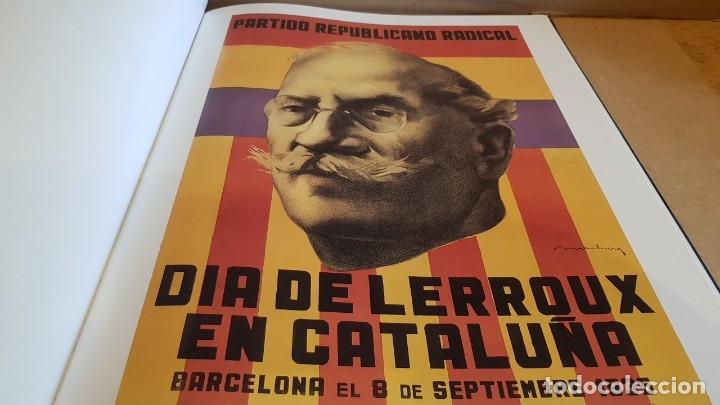 Libros: CARTELLS CATALANS / LA REPÚBLICA / ELS ANYS DE CONSTRUCCIÓ 1930-1936 / LIBRO NUEVO - Foto 31 - 158569426