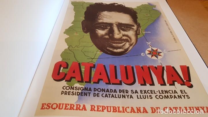 Libros: CARTELLS CATALANS / LA REPÚBLICA / ELS ANYS DE CONSTRUCCIÓ 1930-1936 / LIBRO NUEVO - Foto 30 - 158569426