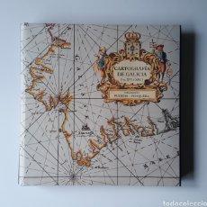 Libros: CARTOGRAFÍA DE GALICIA (SS. XVI-XIX). Lote 159914144