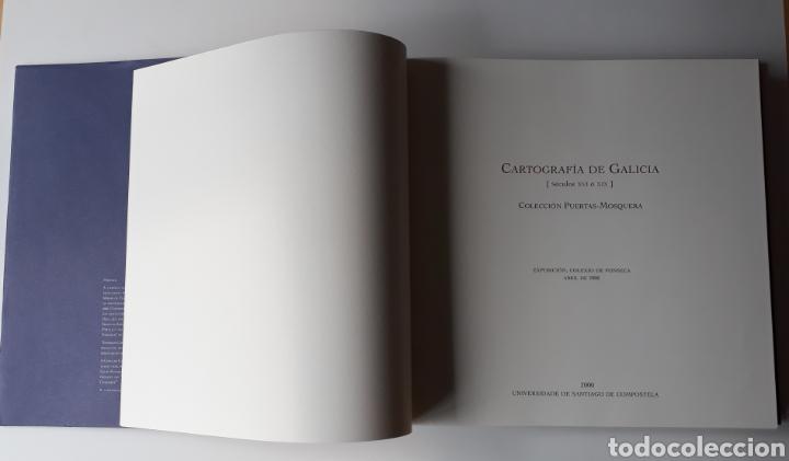 Libros: Cartografía de Galicia (ss. XVI-XIX) - Foto 4 - 159914144