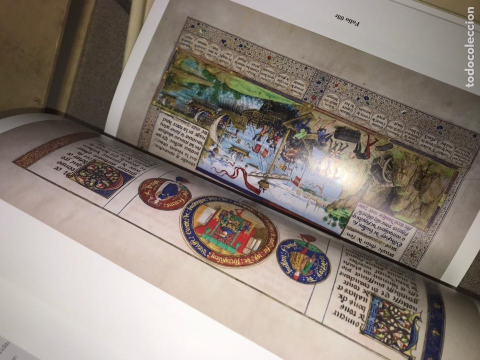 Libros: LAS CRÓNICAS DE LAS CRUZADAS DE JERUSALÉN, AÑO 1455. VERSOL TIRADA DE 575 EJEMPLARES. - Foto 10 - 161813778