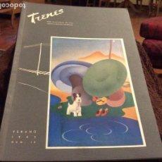 Libros: TREN. Lote 162583638