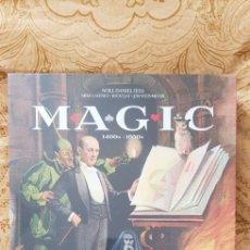 Libros: MAGIC EDITADO POR TASCHEN. NOEL DANIEL ED. MIKE CAVENEY RICKY JAY. JIM STEINMEYER. CON RETRACTILADO. Lote 163955852