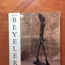Libros: CATALOGO COLECCION BEYELER. Lote 165012698