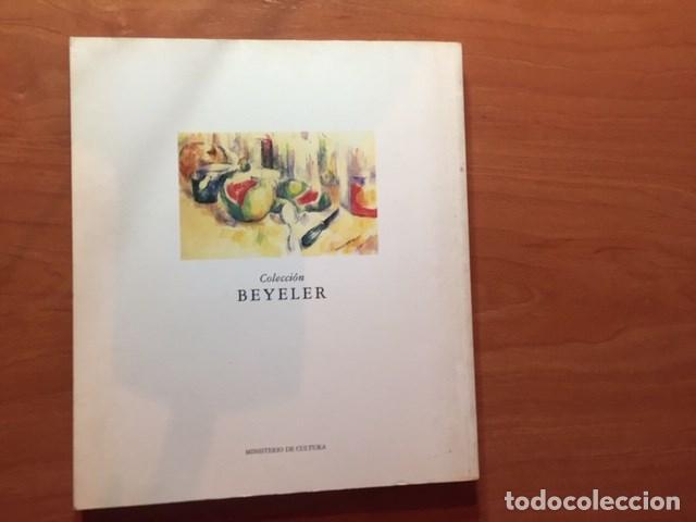 Libros: Catalogo coleccion Beyeler - Foto 2 - 165012698