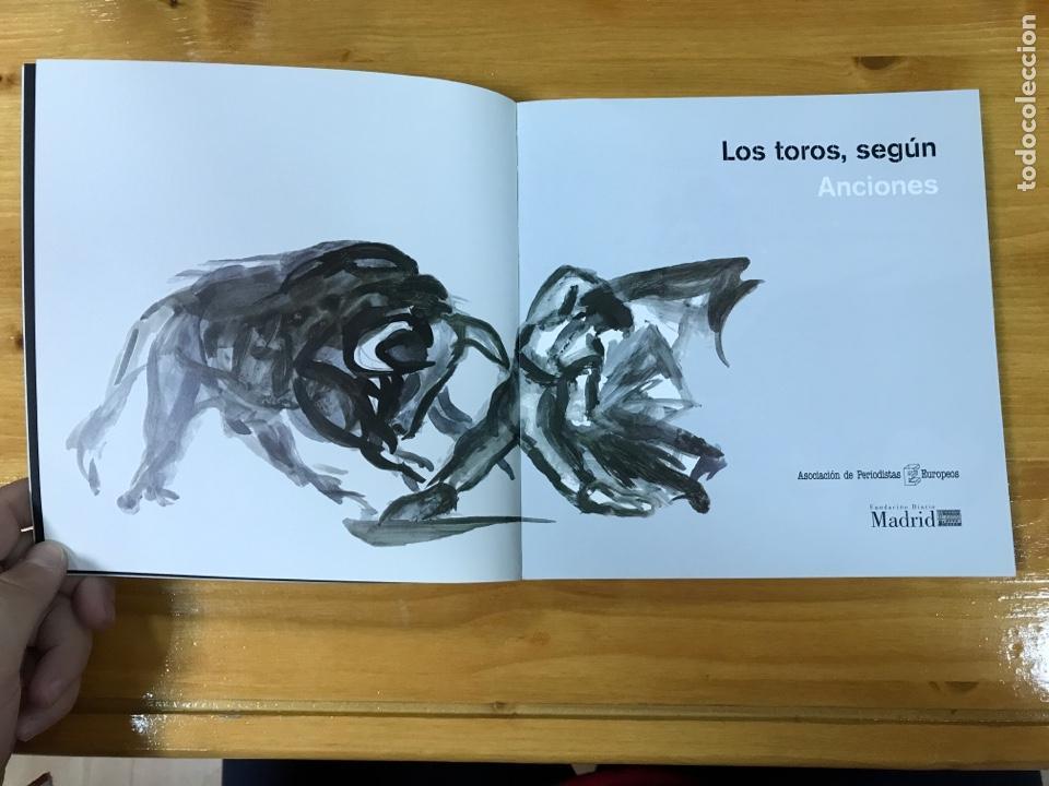 Libros: LOS TOROS SEGÚN ANCIONES. - Foto 3 - 165233229