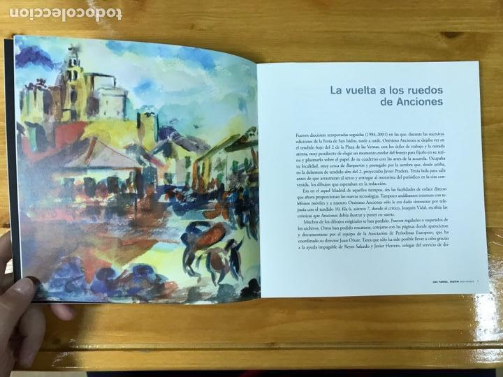 Libros: LOS TOROS SEGÚN ANCIONES. - Foto 5 - 165233229