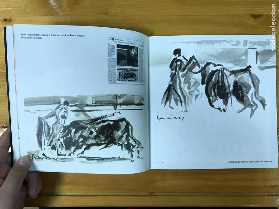 Libros: LOS TOROS SEGÚN ANCIONES. - Foto 9 - 165233229