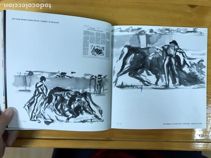 Libros: LOS TOROS SEGÚN ANCIONES. - Foto 11 - 165233229