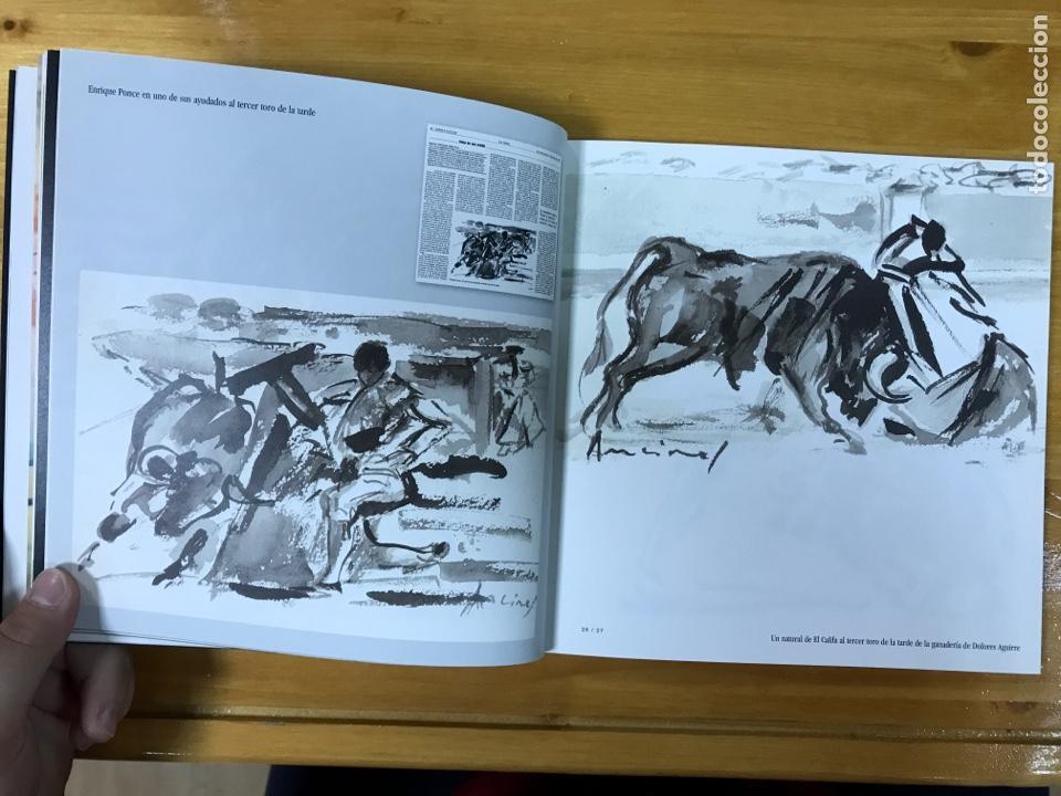 Libros: LOS TOROS SEGÚN ANCIONES. - Foto 12 - 165233229
