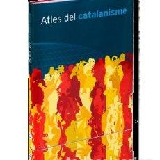 Libros: ATLES DEL CATALANISME ENCICLOPEDIA CATALANA NUEVO. Lote 165677650