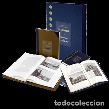 DESCRIPCIÓ DEL PRINCIPAT DE CATALUNYA ALEXANDRE DE LABORDE NUEVO EMBALADO GRAN FORMATO 46 X 61 CM (Libros Nuevos - Bellas Artes, ocio y coleccionismo - Otros)