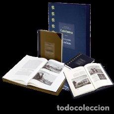 Libros: DESCRIPCIÓ DEL PRINCIPAT DE CATALUNYA ALEXANDRE DE LABORDE NUEVO EMBALADO GRAN FORMATO 46 X 61 CM. Lote 165678534