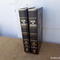 Libros: 2 TOMOS DE DONQUIKOTE. Lote 167712428