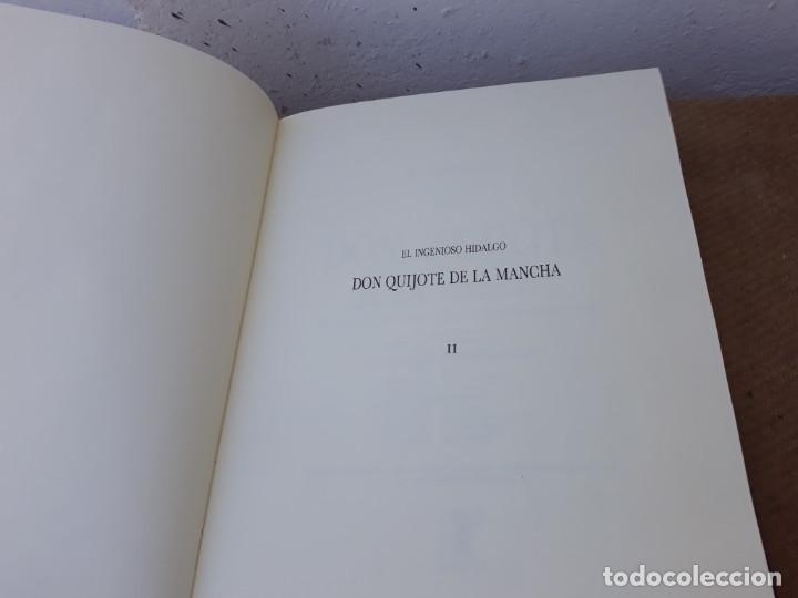 Libros: 2 tomos de donquikote - Foto 4 - 167712428