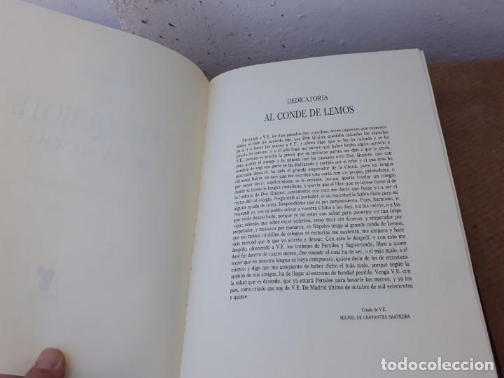 Libros: 2 tomos de donquikote - Foto 6 - 167712428