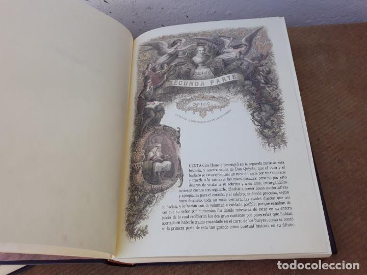 Libros: 2 tomos de donquikote - Foto 8 - 167712428