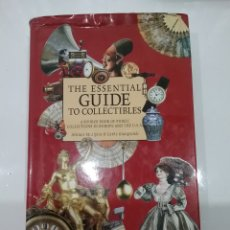 Libros: LIBRO THE ESSENCIAL GUIDE TO COLLECTIBLES. Lote 167786425