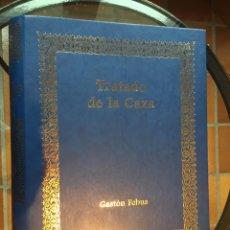 Libros: LIBRO DE LA CAZA. TRATADO DE LA CAZA DE GASTÓN FEBUS( MUSEO DEL ERMITAGE)S.XIV. Lote 169464501