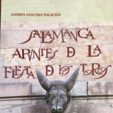 Libros: SALAMANCA APUNTES DE LA FIESTA DE LOS TOROS. NUEVO SIN USAR. REF: AX23. Lote 170296988