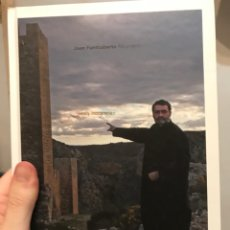 Libros: LIBRO TAPA DURA JOAN FONTCUBERTA ALBARRACIN - SANTA INOCENCIA - HOLY INNOCENCE - ARTE FOTOGRAFÍA. Lote 171065383