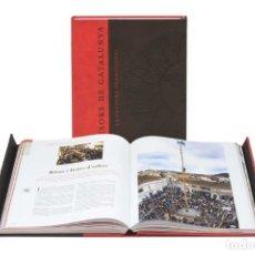Libros: TRESORS DE CATALUNYA. LA CULTURA TRADICIONAL . GRUP ENCICOPEDIA CATALANA 2004 – NUEVO A ESTRENAR. Lote 172238643