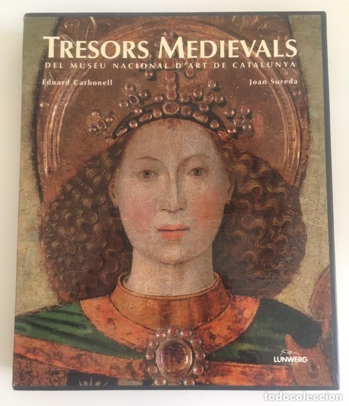 TRESORS MEDIEVALS DEL MUSEU NACIONAL D'ART DE CATALUNYA EDUARD CARBONELL JOAB SUREDA (Libros Nuevos - Bellas Artes, ocio y coleccionismo - Otros)