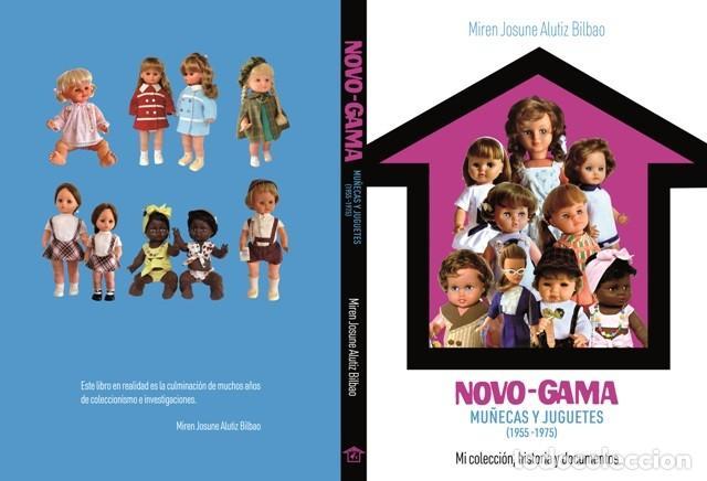 Libros: Novo-Gama Muñecas y Juguetes.(1955-1975) Miren Josune Alutiz Bilbao - Foto 2 - 218062507