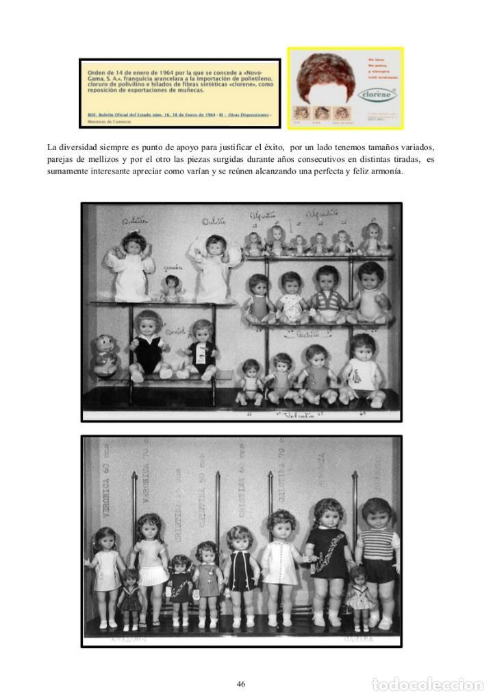Libros: Novo-Gama Muñecas y Juguetes.(1955-1975) Miren Josune Alutiz Bilbao - Foto 8 - 218062507