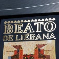 Libros: BEATO DE LÍEBANA. UMBERTO ECO, F. Mª. RICCI .. Lote 176368877