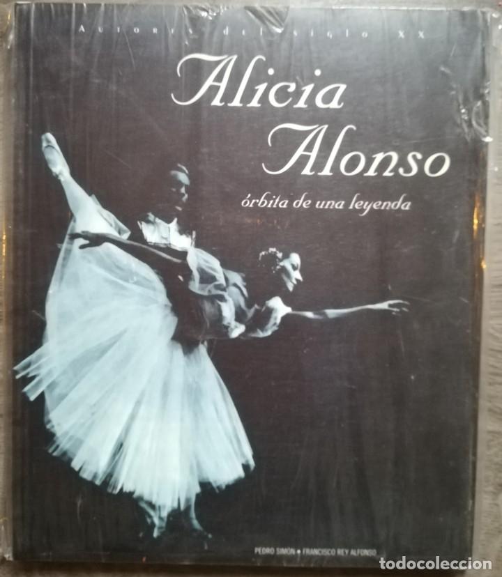 ALICIA ALONSO. ÓRBITA DE UNA LEYENDA, 1996.NUEVO, CON PRECINTO ORIGINAL (Libros Nuevos - Bellas Artes, ocio y coleccionismo - Otros)