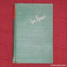Libros: EL LIBRO DE LAS TABERNAS DE ESPAÑA - LUIS ROMERO. Lote 177513138