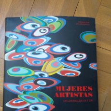 Libros: MUJERES ARTISTAS DE LOS SIGLOS XX Y XXI - ED. TASCHEN. Lote 177886307