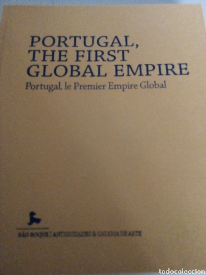 Libros: Portugal, The first global empire-Sao Roque Antiques - Foto 1 - 195168955