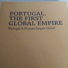 Libros: PORTUGAL, THE FIRST GLOBAL EMPIRE-SAO ROQUE ANTIQUES. Lote 195168955