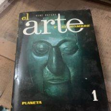 Libros: EL ARTE Y EL HOMBRE - TOMOS I Y II. Lote 178981811