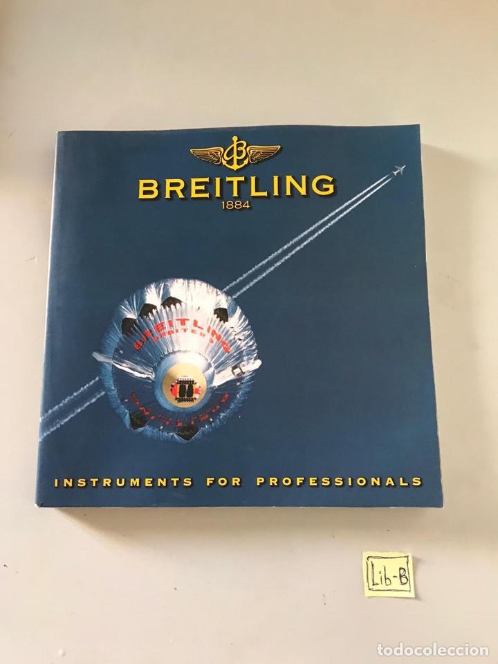 CATÁLOGO DE BREITLING (Libros Nuevos - Bellas Artes, ocio y coleccionismo - Otros)