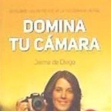 Libros: DOMINA TU CAMARA. Lote 180857337