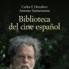 Libros: BIBLIOTECA DEL CINE ESPAÑOL. Lote 180884216