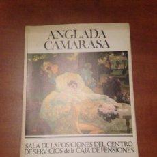 Libros: ANGLADA CAMARASA. Lote 182047728