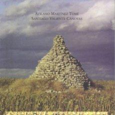 Libros: CABAÑAS Y CORRALES DE PASTOR (MTNEZ. TOMÉ / VALEINTE CÁNOVAS) CASTILLA 2004. Lote 182301455