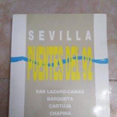Libros: EXPO 92 ( 3 LIBROS ). Lote 182388356