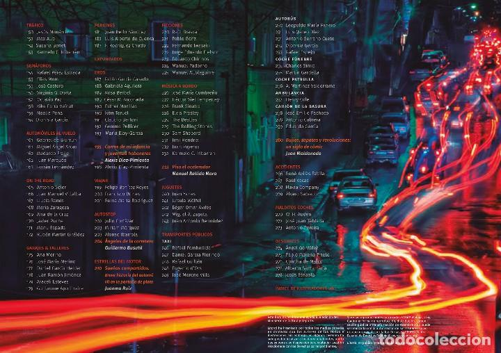 Libros: Revista Litoral- El automóvil.Poesía y arte sobre ruedas, nº 267 - Foto 4 - 187443782