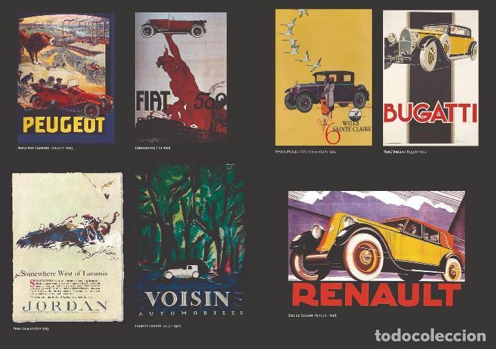 Libros: Revista Litoral- El automóvil.Poesía y arte sobre ruedas, nº 267 - Foto 2 - 187443782