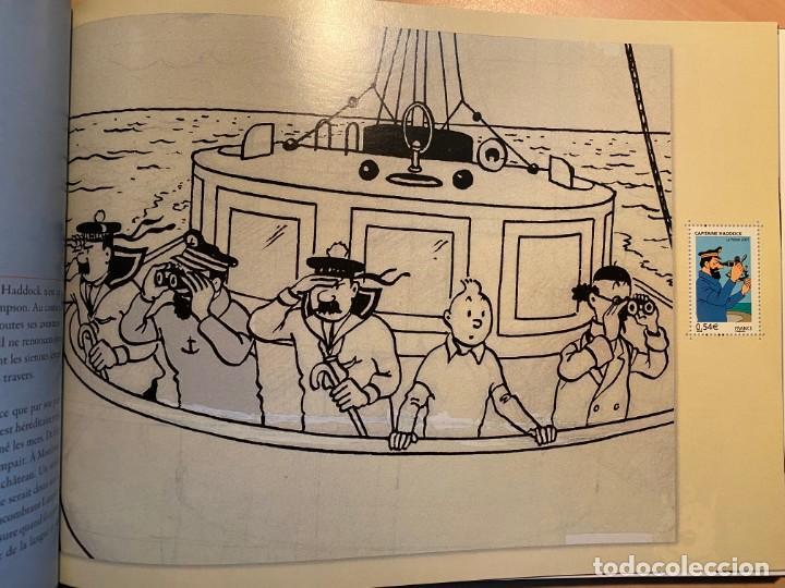 Libros: LE TIMBRE VOYAGE AVEC...TINTIN - Foto 4 - 188627861
